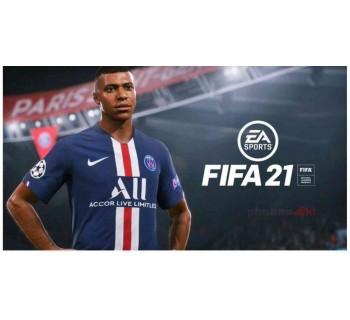 Официальным лицом  FIFA 21 стал Килиан Мбаппе из «Пари Сен-Жермен»