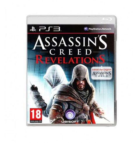 Assassins Creed: Откровения RU