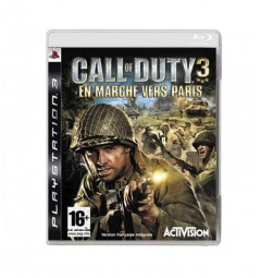 Call of duty 3: En Marche vers Paris FR