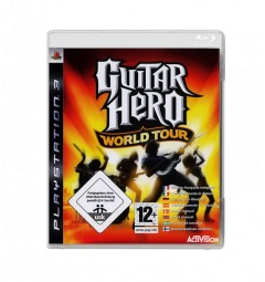 Guitar Hero: World tour RU