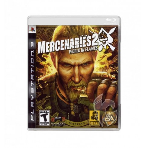 Mercenaries 2: World in Flames Уценка