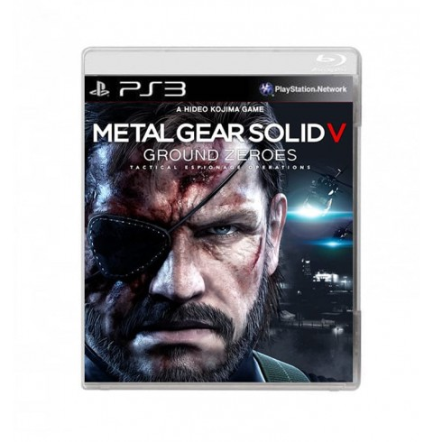 Metal Gear Solid 5: Ground Zeroes RU
