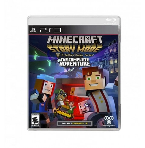 Minecraft: Story Mode The Complete Adventure RU