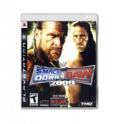 SmackDown vs Raw 2009 Уценка