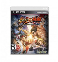 Street Fighter X Tekken RU