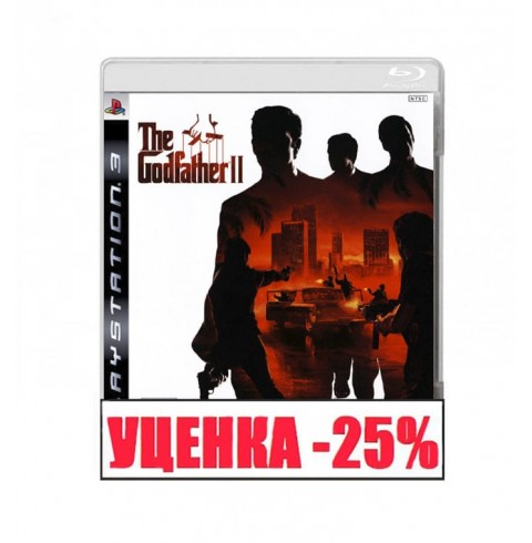 The Godfather II GER Уценка