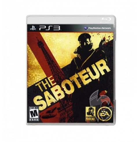 The Saboteur RU