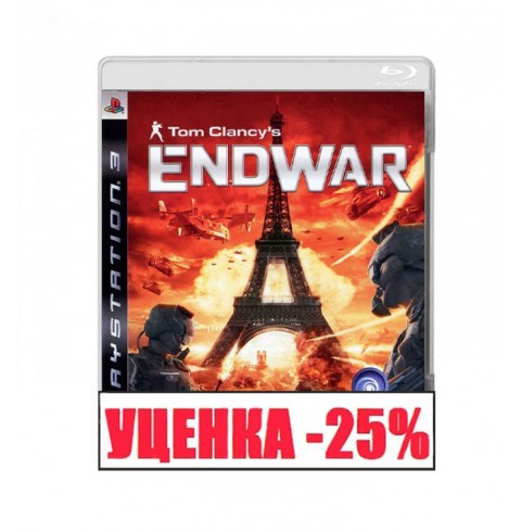 Tom Clancy's End War RU Уценка