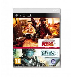 Tom Clancy's (Rainbow Six: VEGAS 2 Complete Ed. + Ghost Recon Advanced Warfighter 2)