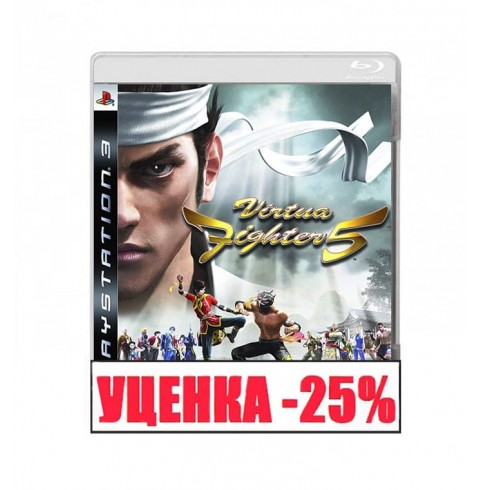 Virtua fighter 5 Уценка
