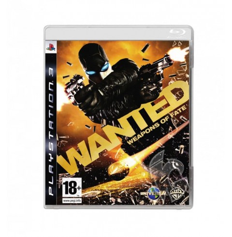 WANTED Weapons of fate Уценка