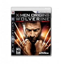 X-MEN ORIGINS WOLVERINE uncaged edition