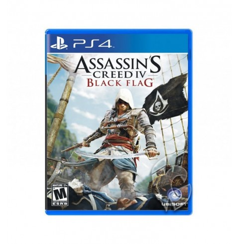 Assassins Creed: IV Черный флаг RU
