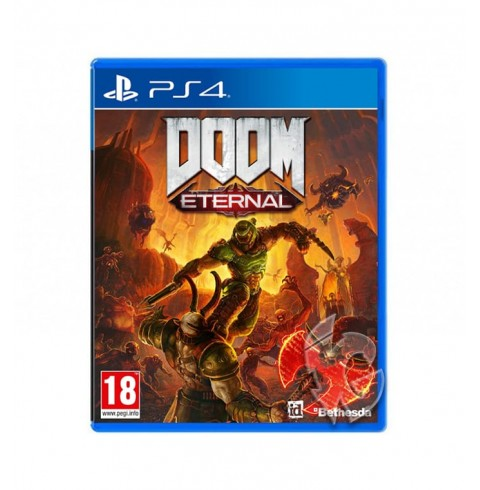 DOOM ETERNAL RU БУ