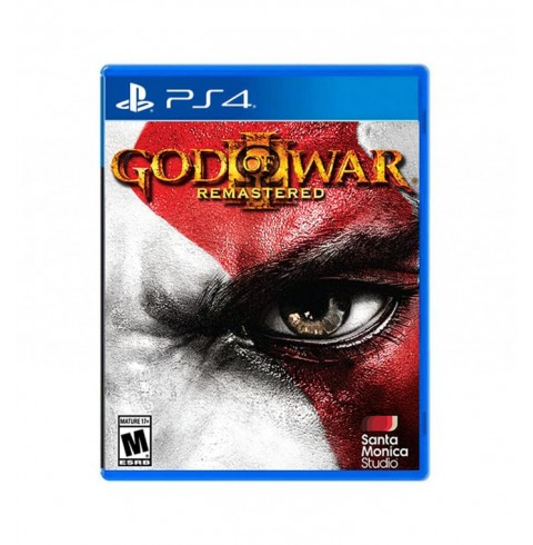 God Of War 3 Remastered RU БУ