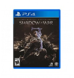 Middle Earth Shadow of War RU Б/У Уценка