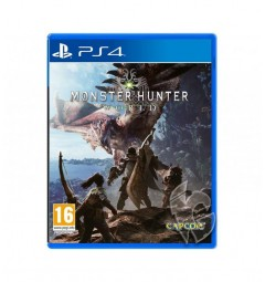 Monster Hunter World Б/У УЦЕНКА
