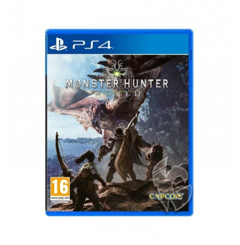 Monster Hunter World БУ УЦЕНКА