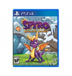 Spyro Reignited Trilogy RU