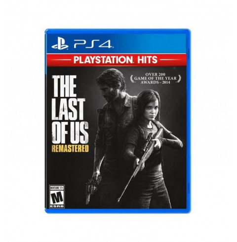 The Last of Us (Одни из Нас) Remastered БУ