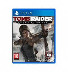 Tomb Rider Definitive Edition RU