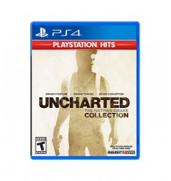 Uncharted: The Nathan Drake Collection RU Б/У