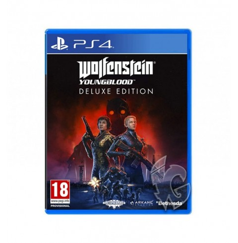 Wolfenstein: Youngblood Deluxe Edition RU