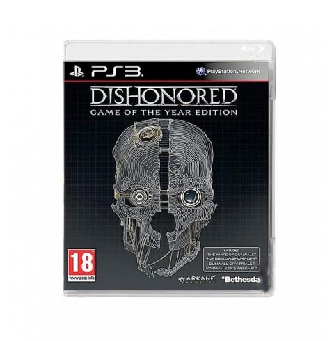Dishonored GOTY RU
