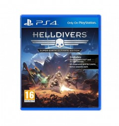 Helldivers: Super - Earth Ultimate Edition RU Б/У