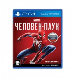 Marvel's Spider-Man (Человек Паук) RU