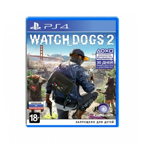 Watch Dogs 2 RU