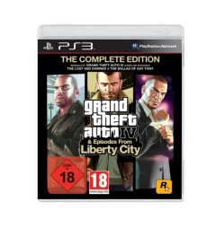 GTA IV & Episodes From Liberty City Уценка