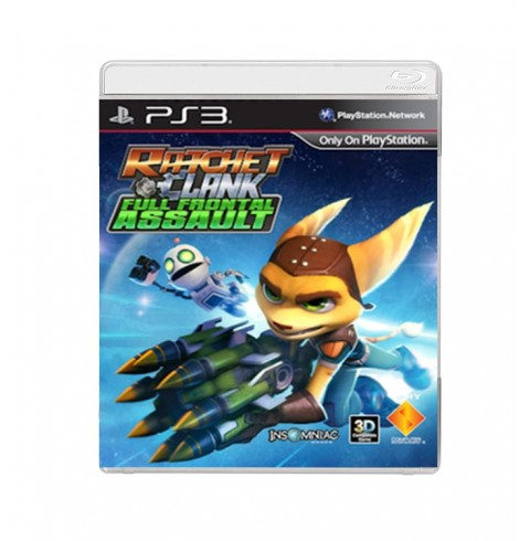 Ratchet & Clank: Q-Force RU