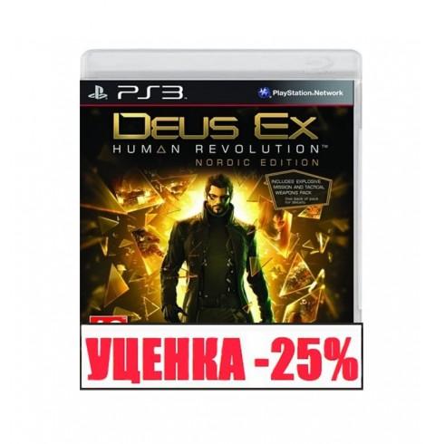 Deus Ex: Human Revolution RU Уценка