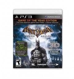 Batman: Arkham Asylum (GOTY Edition)