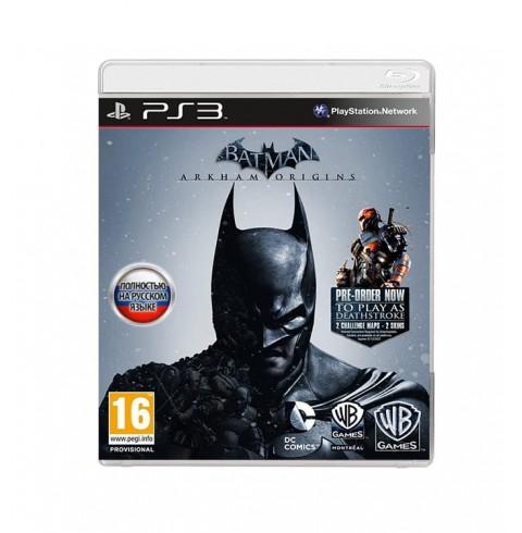 Batman: Arkham Origins RU