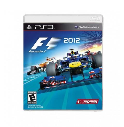 Formula1: 2012 RU