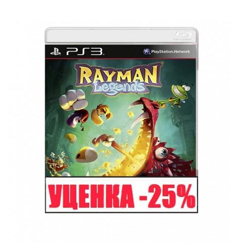 Rayman Legends RU Уценка
