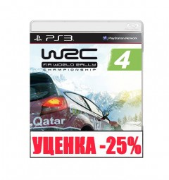 WRC Fia World Rally Championship Уценка
