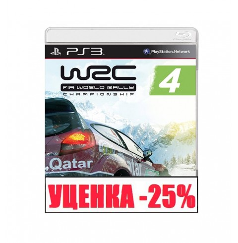 WRC Fia World Rally Championship Уценка