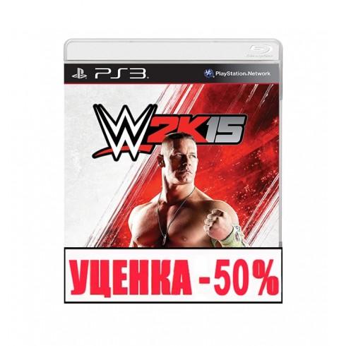 WWE 2K15 Уценка
