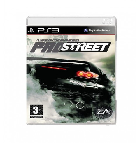 Need for Speed: ProStreet RU