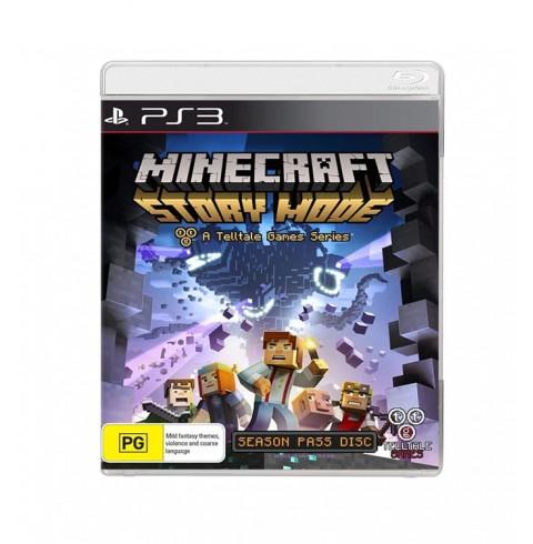 Minecraft: Story Mode RU