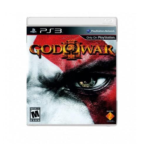 God Of War III Уценка