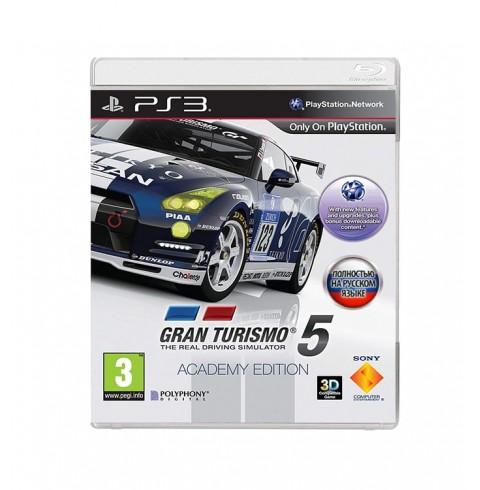 Gran Turismo 5 Academy Edition RU