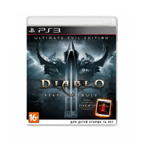 Diablo 3: Reaper of Souls Ultimate Evil Edition RU