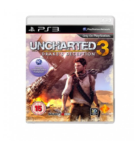Uncharted 3: Drake's Deception RU