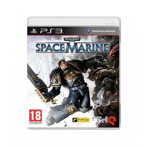 Warhammer 40.000: Space Marine RU