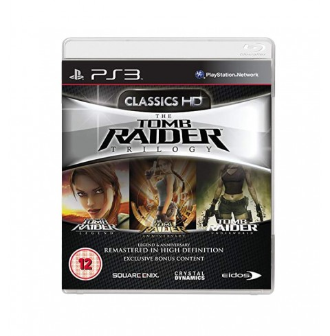 Tomb Raider Trilogy (3 части )