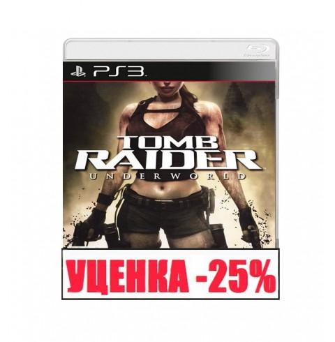 Tomb Raider Underworld RU Уценка